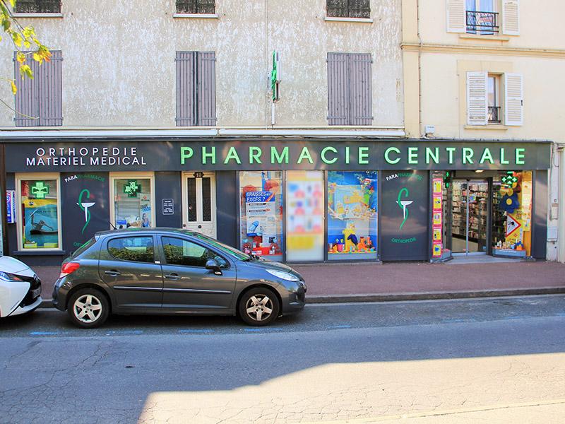Pharmacie CENTRALE DE MONTLHERY
